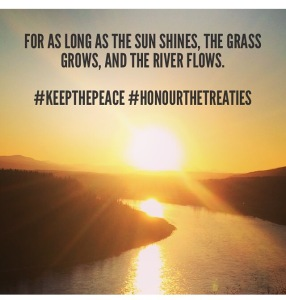 peace rivers